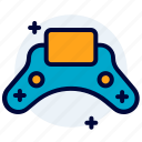 gamers, game, joystick, controller, gaming, player, play icon