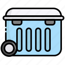 ice box, fridge, freezer, food storage, cold, vacation