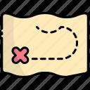 map, navigation, location, direction, pin