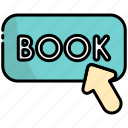 booking, book button, book, booked, hotel, button, vacation