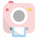 camera, instant camera, photography, photo, picture, vacation, holiday