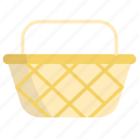picnic basket, basket, picnic, holiday, vacation, travel