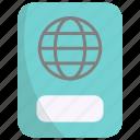 passport, travel id, travel, id, document, vacation