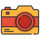 camera, photography, vacation
