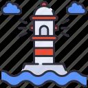building, light, lighthouse