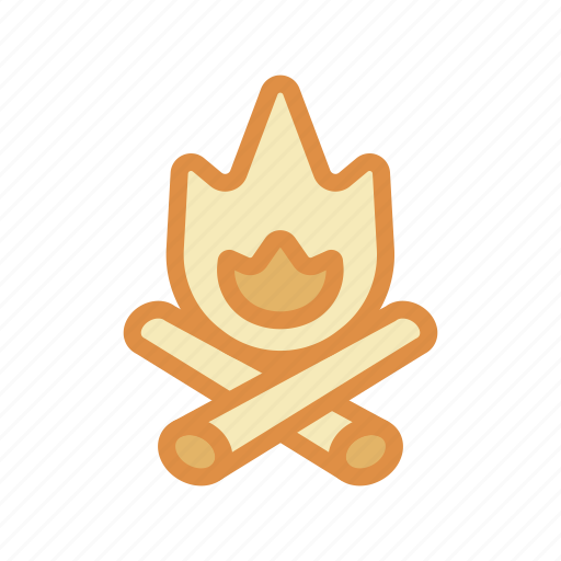 Camping, fire, survival, hiking icon - Download on Iconfinder