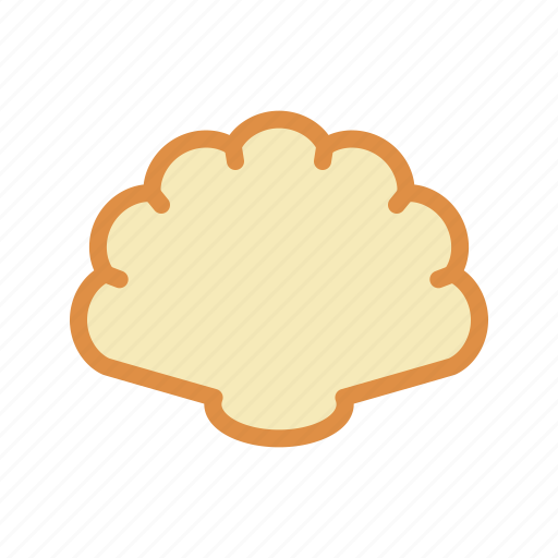 animal, sea shell icon