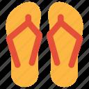 flip, flop, sandals