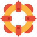 guard, life, saver icon