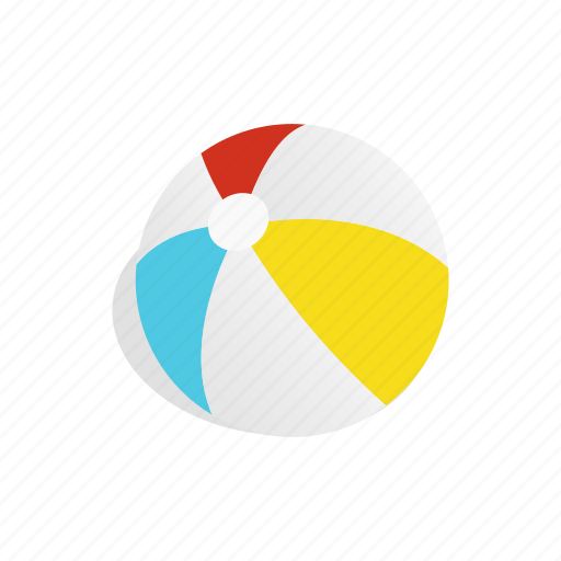 ball, color, game, isometric, play, sphere, toy icon