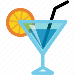 cocktail, cold, drink, fresh, summer icon