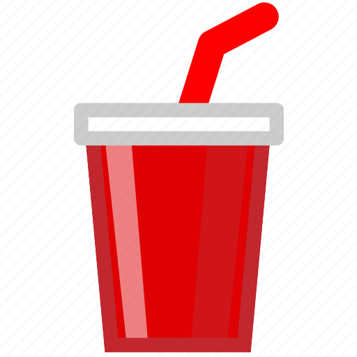 coke, cold, drink, summer icon