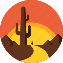 arizona, cactus, desert, tourism, travel, vacations, western icon