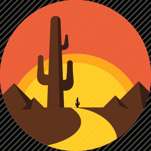 arizona, cactus, desert, tourism, travel, vacations, western icon