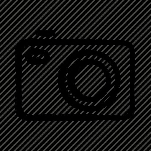 camera, photo, picture, snapshot, trip icon