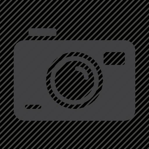 beach, camera, summer, travel, vacation icon