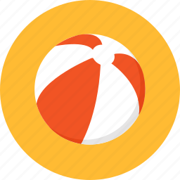 ball, beach, beachball, game, holiday, summer, travel icon