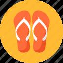 beach, flip, flops, ios, sandals, shoes, thongs