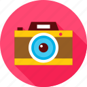 cam, camera, journey, photo, photography, retro, travel icon