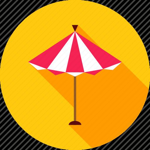 beach, parasol, shadow, summer, summertime, sun, umbrella icon