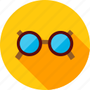 eyeglasses, fashion, glasses, spectacles, summer, sun, sunglasses icon