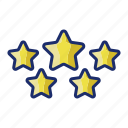 award, rate, rating, star