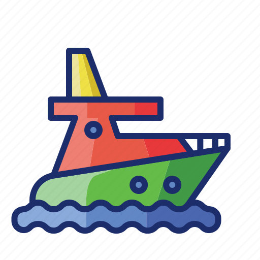 Cruise, sea, ship, yacht icon - Download on Iconfinder
