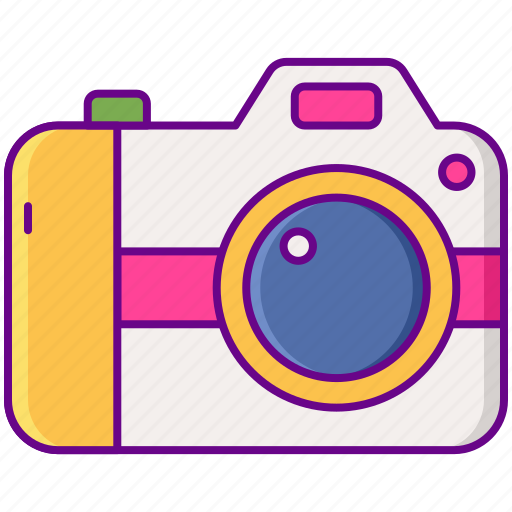 camera, photography, picture icon