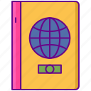 id, passport, vacation, visa