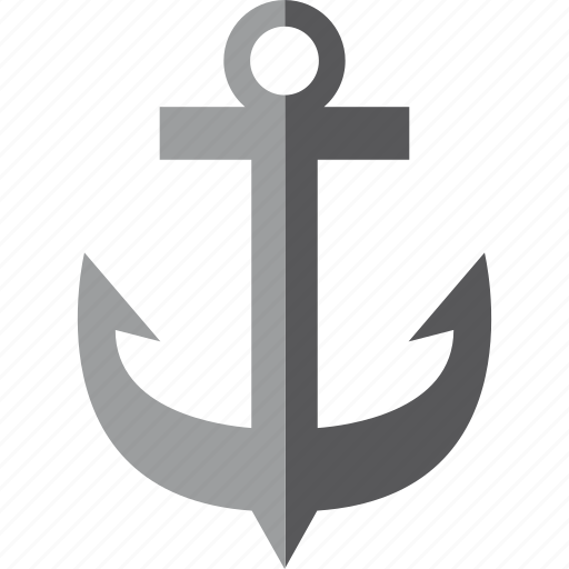 anchor, boat, marine, nautical, sailing, sea, ship icon