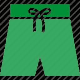 bermuda, shorts, swimsuit, swimwear icon