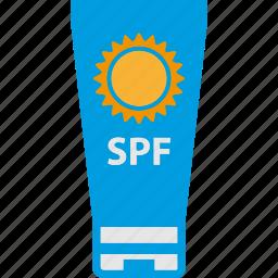 cream, summer, sunblock, sunburn, sunscreen, suntan icon