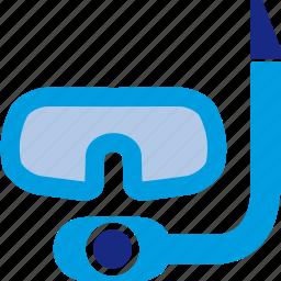 deep, diving, scuba, snorkel, submarine, swimming, underwater icon