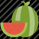 food, fruit, oranic, vegan, watermelon