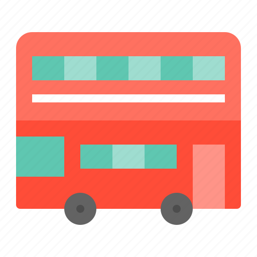 bus, london buses, summer, transportation, vacation icon