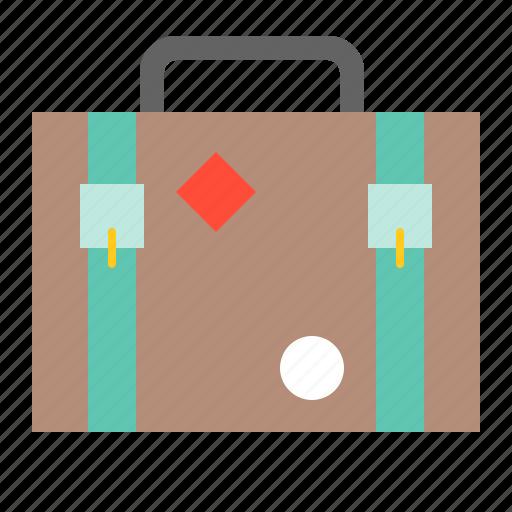 bag, summer, travel, travel bag, vacation icon
