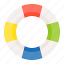 life ring, summer, swim, swim ring, vacation icon