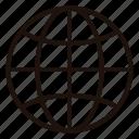 global, globe, internet, online, web icon