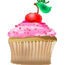 cake, cupcake icon