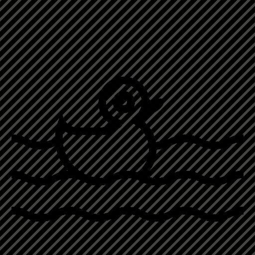 bath, bath time, bath tub, bathtime, bathtub, duck, floaty, island, mood, pool, rubber duck, rubber ducky, sea, side, summer, swim, trip, vacation icon