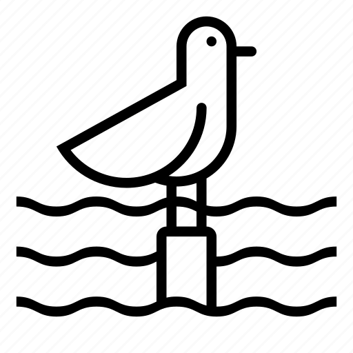 animal, avian, aviary, beach, bird, birdie, birdy, creature, fauna, flight, fly, gull, high, ocean, ocean bird, sail, scavenger, sea, sea bird, seabird, seagull, sky, soar, water, wing, wings icon