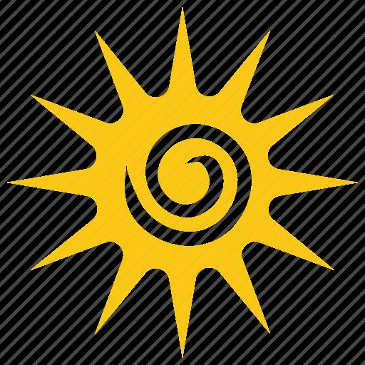 'Sun' by Vectors Market