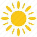 flower sun, sun, sun rays, sunshape, sunshine icon