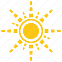 bright sun, solar sun, sun, sun design, sun rays
