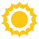 solar sun, summer sun, sun, sun design, sun pattern icon