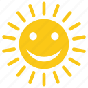 good morning, happy sun, solar sun, sun cartoon, sunny morning