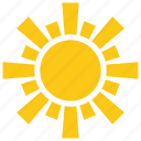 retro sunburst, sun design, sun rays, sun shape, sunshine