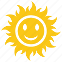 bright sun, burning sun, hot sun, summer sun, sun icon