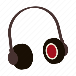 coffee shop, earphones, headphones, music, noise, playlist, song icon