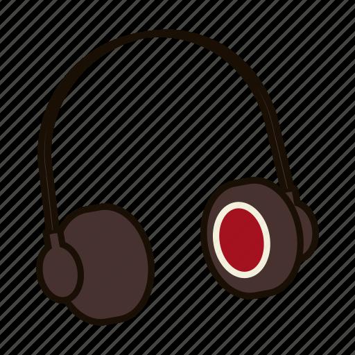 dj, earphones, headphones, listen, music, rap, song icon